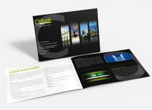 Cobolt Brochure by Zapp Multimedia Gloucestershire UK