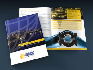 Graphic Design SMX Brochure by Zapp Multimedia Gloucestershire UK