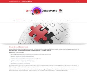 BPA website by Zapp Multimedia Gloucestershire UK
