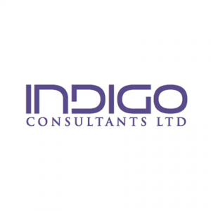 Indigo branding by Zapp Multimedia Gloucestershire UK