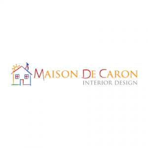 Maison De Caron Branding by Zapp Multimedia Gloucestershire UK